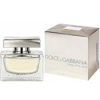 Dolce & Gabbana L`eau The One edt 75 ml. женский