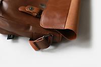 Мужская кожаная сумка. Модель 61223, фото 7