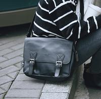 Мужская кожаная сумка. Модель 61223, фото 2