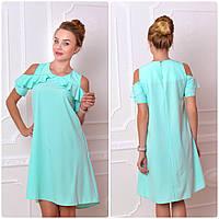 Платье 785 мята, фото 1