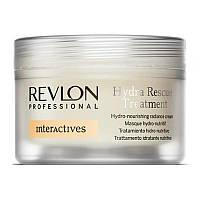 Крем лечебный увлажняющий для сухих волос Revlon Interactives 200 мл