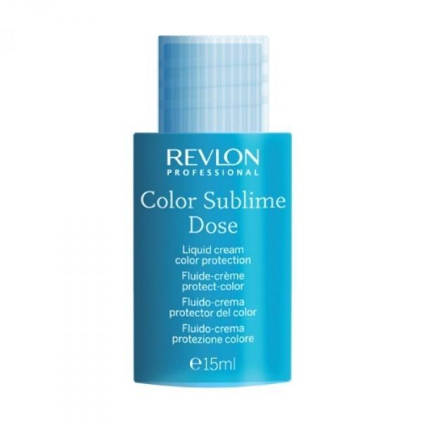 Жидкий крем для защиты цвета Revlon Color Sublime Dose 15 мл