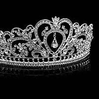 Высокая диадема Корона