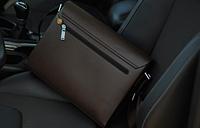 Мужская кожаная сумка. Модель 61225, фото 7