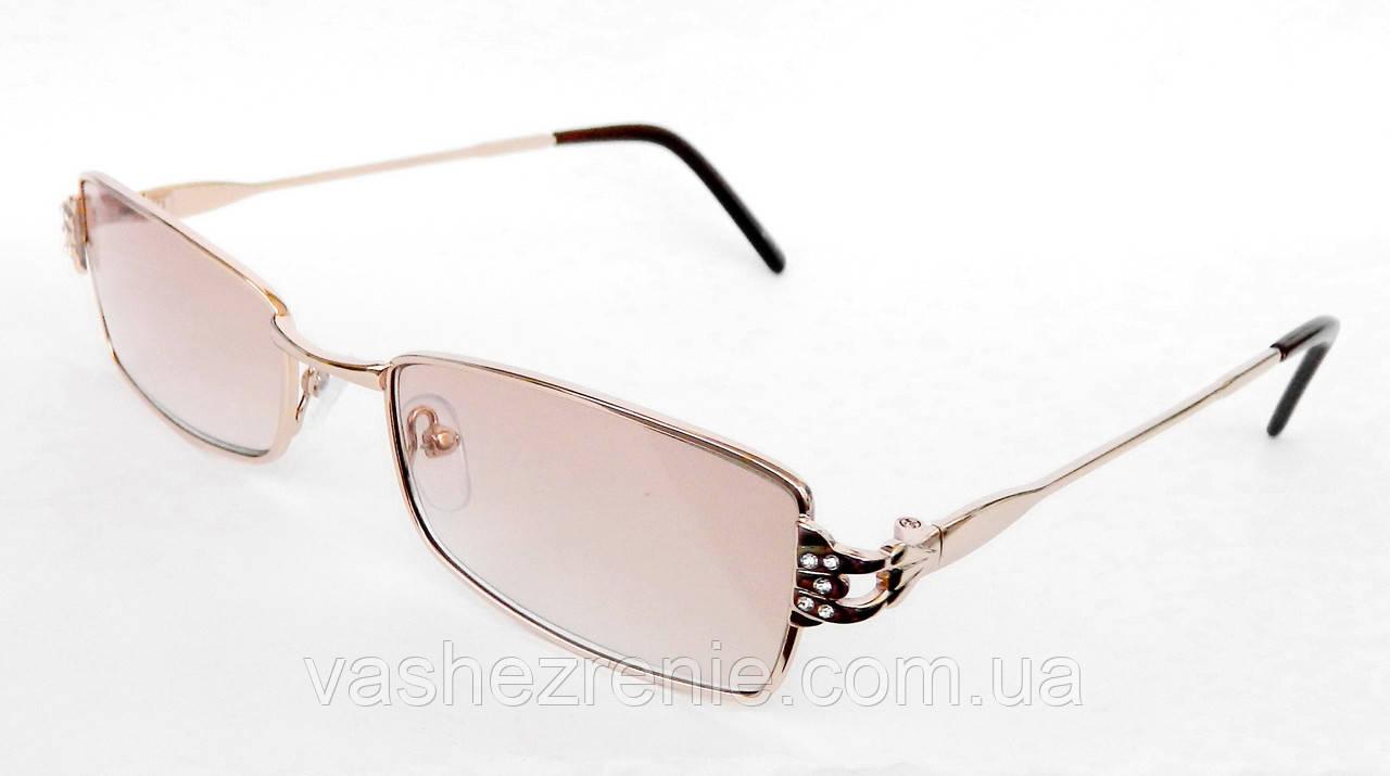 Очки женские для зрения (+1,0) Код:236
