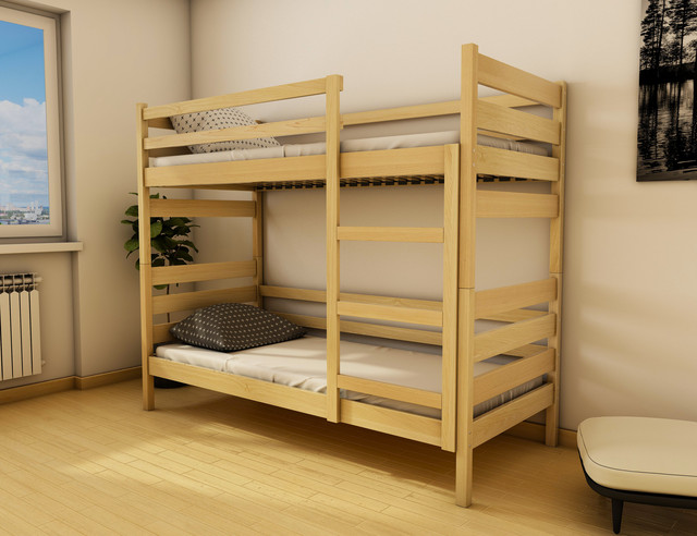 Кровать амели двухярусная