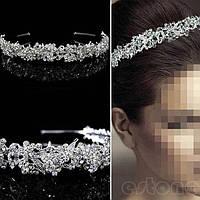 Обруч на голову для невесты