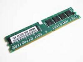 Память 1 ГБ DDR PC3200, только для AMD, новая