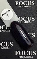 Гель - лак для ногтей Focus № 001