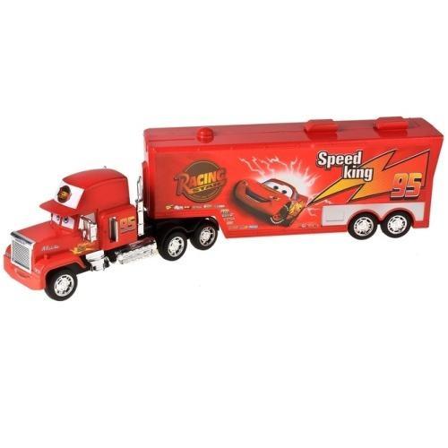 Инерционный трейлер Мак из мультфильма Тачки грузовик с прицепом (Cars)