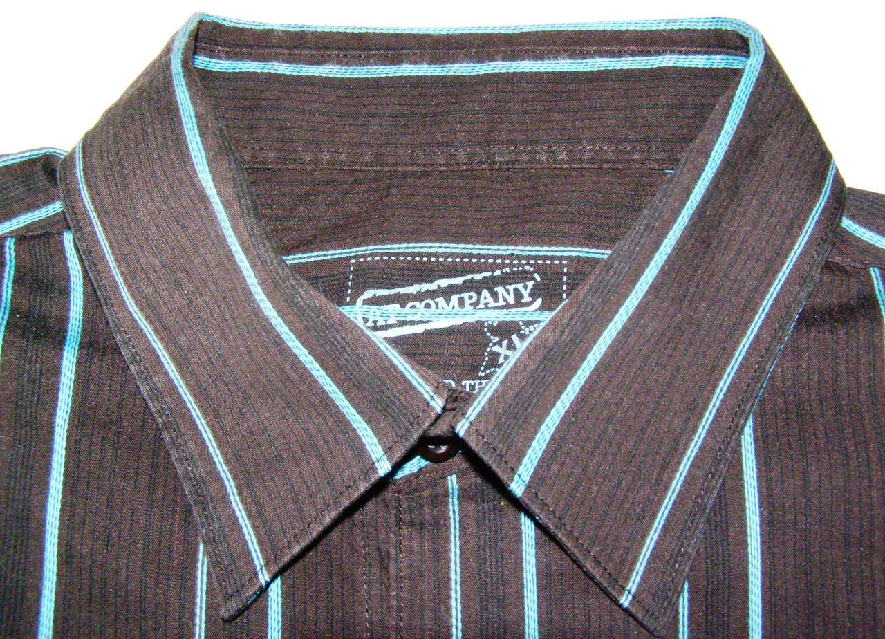 Рубашка ARMAND THIERY (р.ХL/42-43)