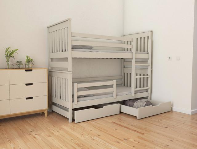 Кровать Адель Duo двухярусная