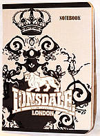 Блокнот «Lonsdale London», формат А-6, 48 листов