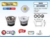 Точечный светильник SILVIA 1W 4200K HOROZ ELECTRIC