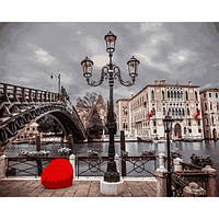 "Картина по номерам ""Магия Парижа"" 40х50см, С Коробкой"