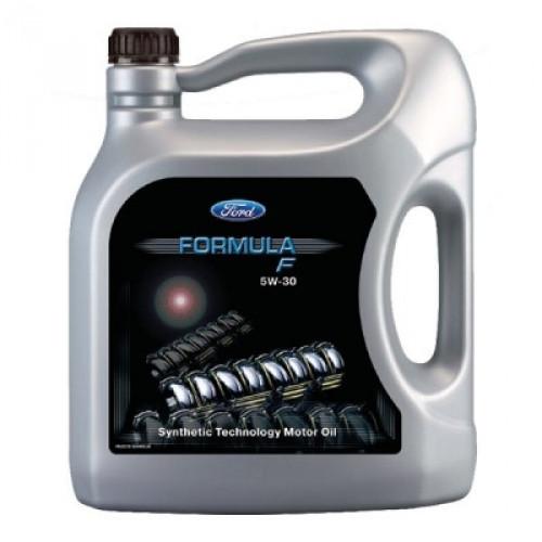 Синтетическое моторное масло FORD Formula F 5W-30