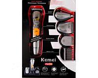 Бритва Kemei MP 5580 7в1 для стрижки волосся (тример, машинка)