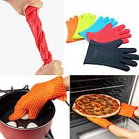 Силиконовые перчатки-прихватки Antiscald Gloves
