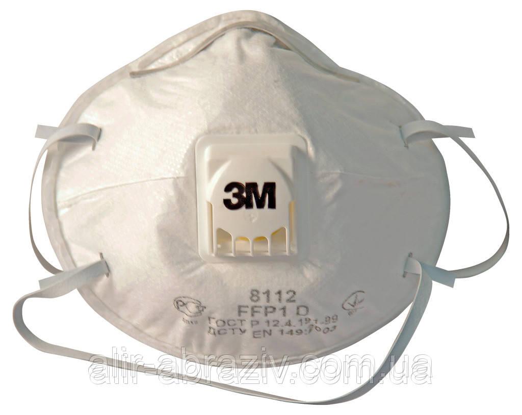 Респіратор для захисту від пилу і туманів 3М 8822