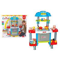 """Детская кухня со звуковыми эффектами """"Gourmet""""  77021"""