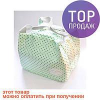 Термосумка Удивительная Жизнь Зеленый Горох / сумки для хранения