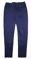 Котоновые брюки для девочек, Emma girl, размеры 6,8,12,14,14 лет, арт.  Т346-5