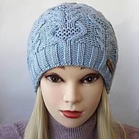 Женская шапка на флисе ( Арина )