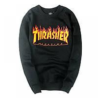"""Женский свитшот (реглан) """"Thrasher"""""""