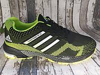 Мужские беговые кроссовки. Мужская обувь. Adidas Адидас