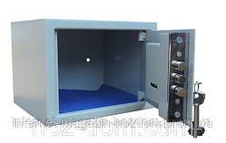 Мебельный сейф Ferocon БС-15К.7035