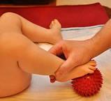 Мяч массажный с шипами Днепр, фото 3