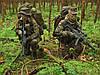 Камуфляж Вооружённых сил Германии - Flecktarn.