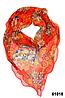 Нежный шейный платок 60*60  (61018)