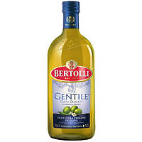 Оливковое масло Bertolli Gentile extra vergine 1.0л. (Мягкое, ароматное)