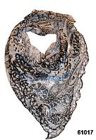 Нежный шейный платок 60*60  (61017), фото 1