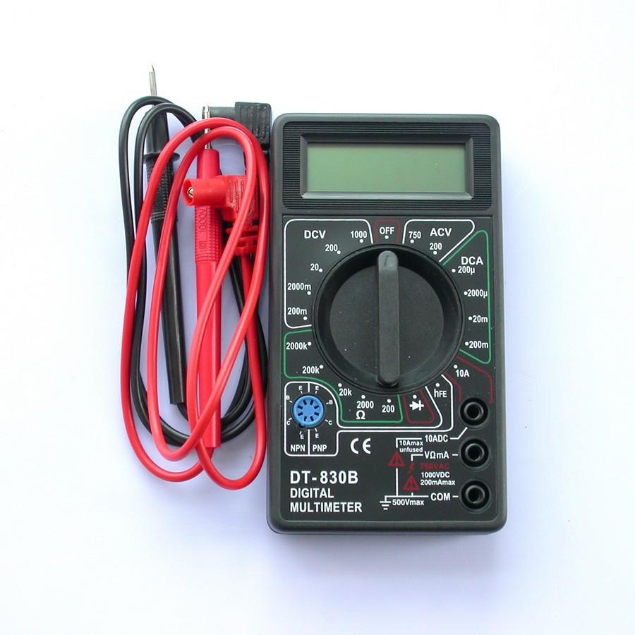 Мультиметр Digital DT830B - РИМ - ЗАПЧАСТИ ДЛЯ ДЕЛА !!! на авто, вело, мото для электро бензо дизель инструмента, сельхозтехники в Херсонской области