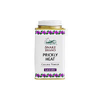 Snake Brand Prickly Heat lavender - Тальк для гигиены лица и всего тела / 50g