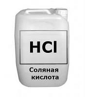 Ингибированная соляная кислота НАПОР-HCl 14 % концентрация