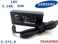 Блок питания SAMSUNG 19V 3.16A 60W(High Quality)