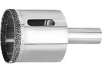 Сверло по стеклу и керамической плитке, 6 х 67 мм, 3-гранный хвостовик 2 шт. MATRIX