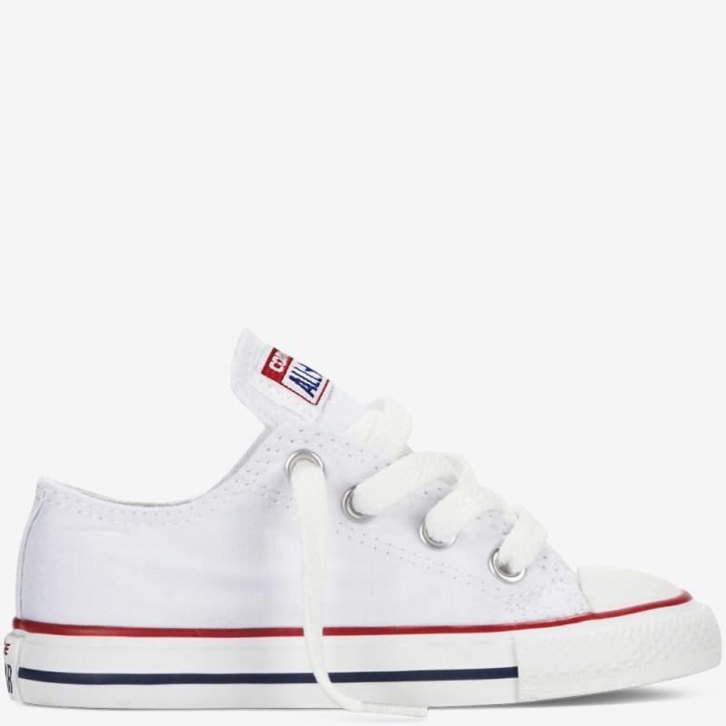 Детские кеды Converse All Star(конверсы) белые качественная копия -  Интернет магазин Фрилайн в 6f3050a078a
