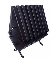 Буржуйка Konvektor с двойным дожигом-300 (сталь 3 мм)