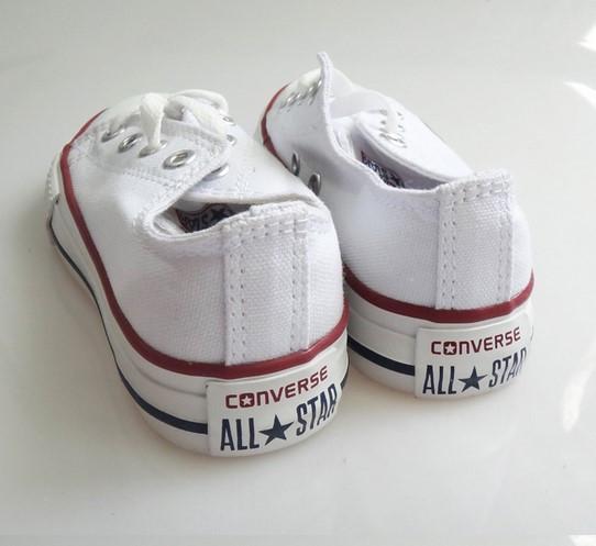 bc454b60 ... Детские кеды Converse All Star(конверсы) 23-28р.белые качественная  копия,