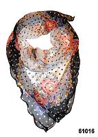 Нежный шейный платок 60*60  (61016), фото 1
