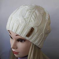 Женские шапки зима на флисе Вика