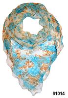 Нежный шейный платок 60*60  (61014), фото 1