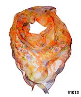 Нежный шейный платок 60*60  (61013), фото 1