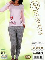 Пижама женская с котиками