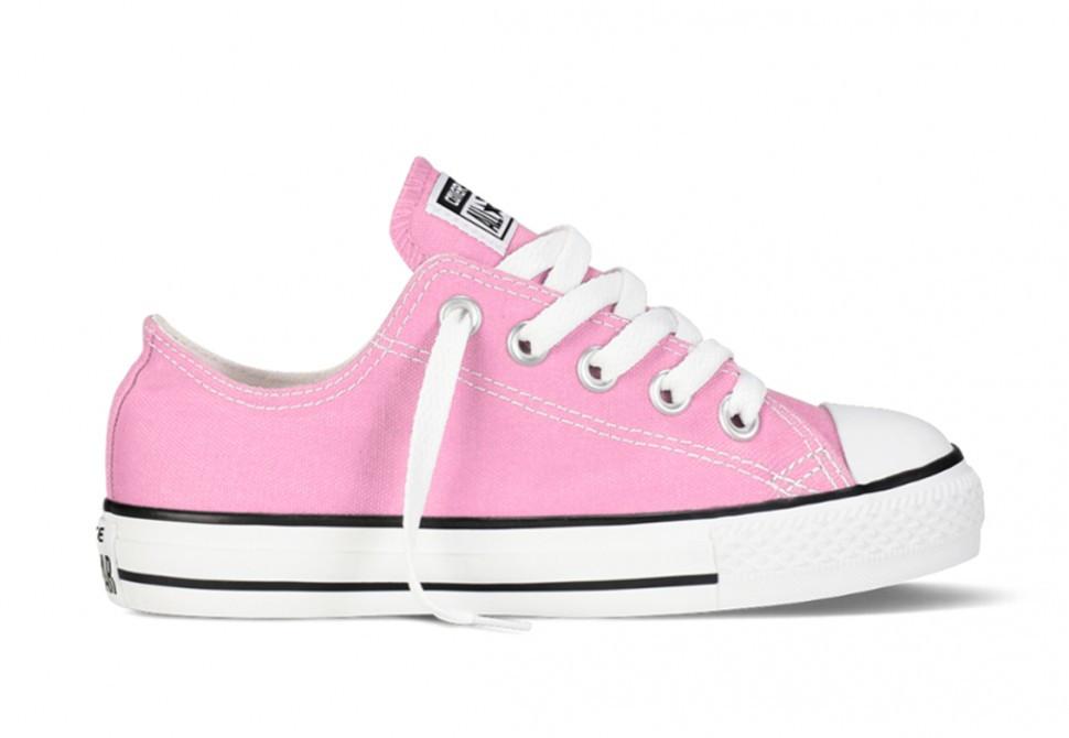 9d3a2263 Детские кеды Converse All Star(конверсы) розовые качественная копия -  Интернет магазин Фрилайн в
