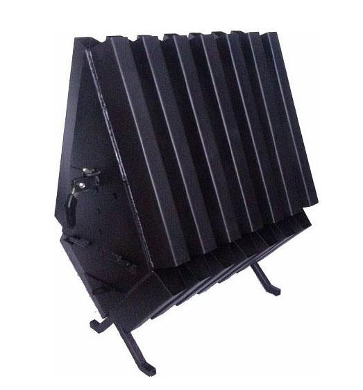 Печь длительного горения Konvektor-300 (сталь 4 мм)